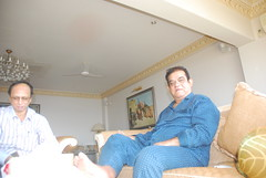 Marziya Shakir Shoots Mr R Naushad and Mr Yusuf Lakdawala by firoze shakir photographerno1