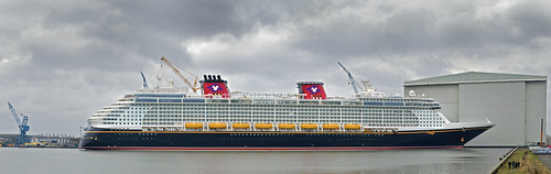 Disney Fantasy in Papenburg