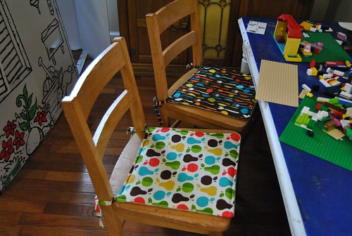 little chair cushions