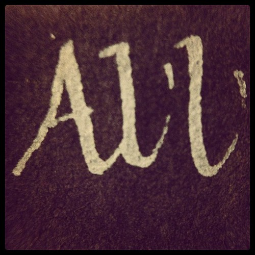 A7 is for all #365