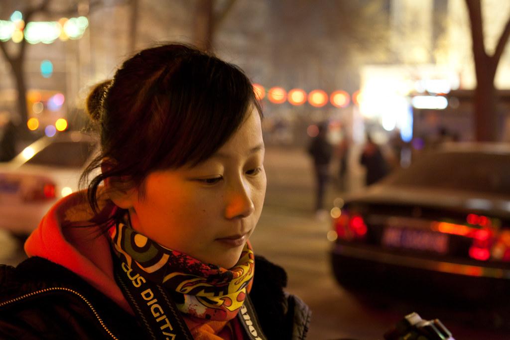 Lantern Festival 2011 - Weinan, Shaanxi, China
