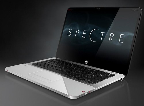 HP Envy 14 Spectre_side