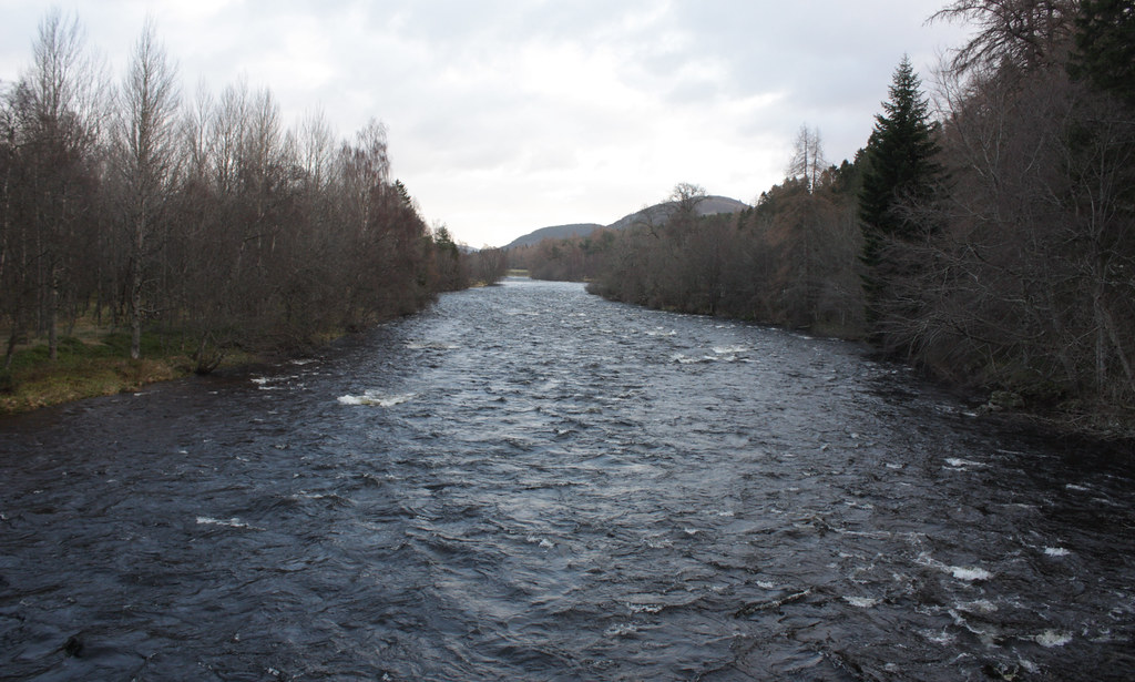 River Dee at Easter Balmoral