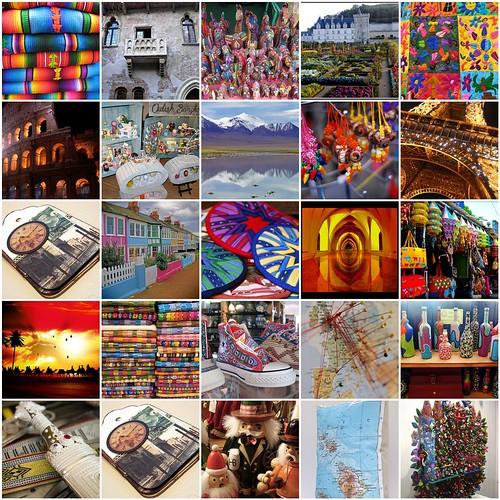 A minha Viagem de Sonho - Troca Clube das Costuras by Fuxiquices-da-isa