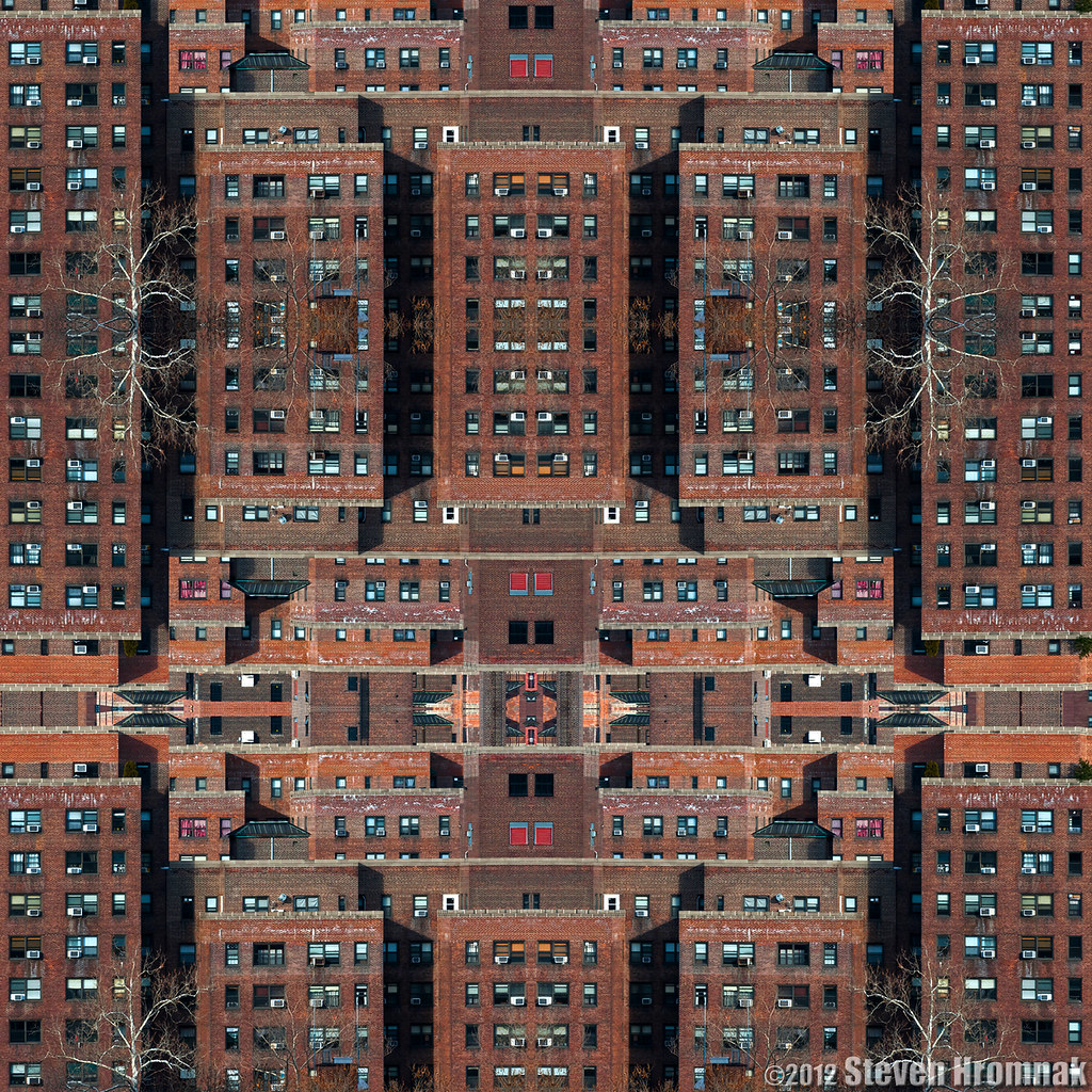 Tile Study 7 -  New York City - Capacitance