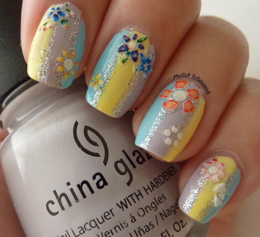 pastel flowers2