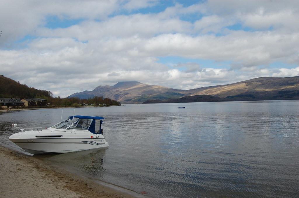 Luss on Loch Lomond