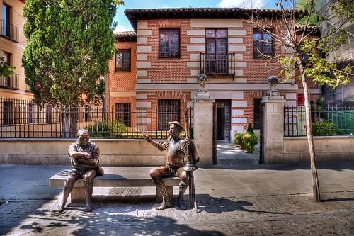Alcala de Henares Casa de Cervantes