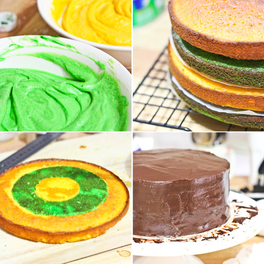 green_gold_checkerboard_cake-15
