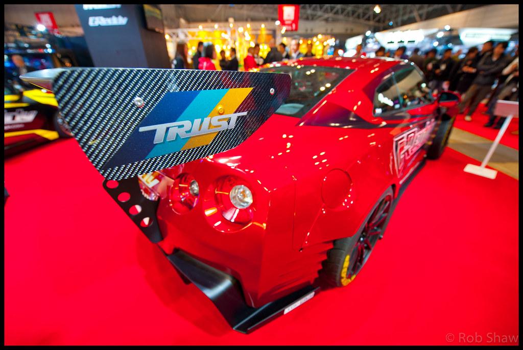 Tokyo Auto Salon Vehicles-007