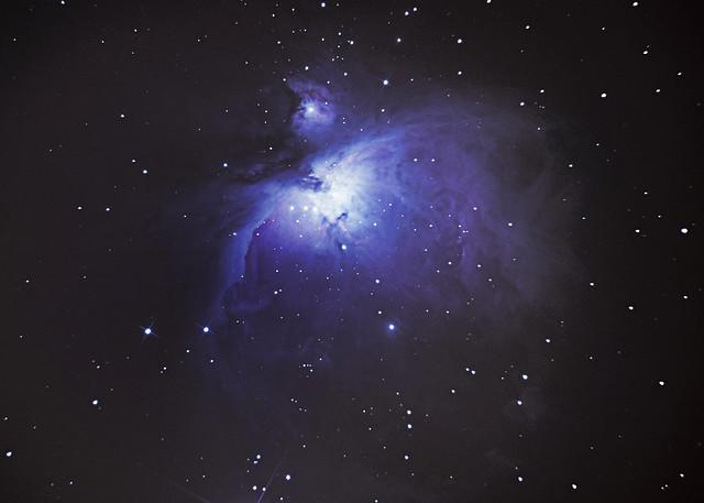 from small telescope orion nebula - photo #49
