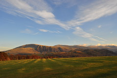 Looking towards Eden from Castlerigg