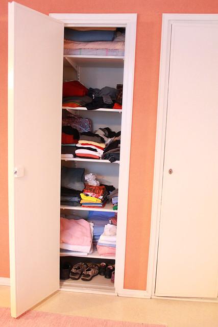 Family closet