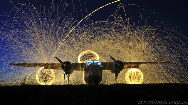 6703237079 2af83f2fdc z Awesome Long Exposures Using Steel Wool