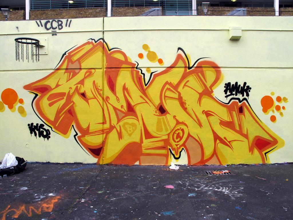 Amuk graffiti