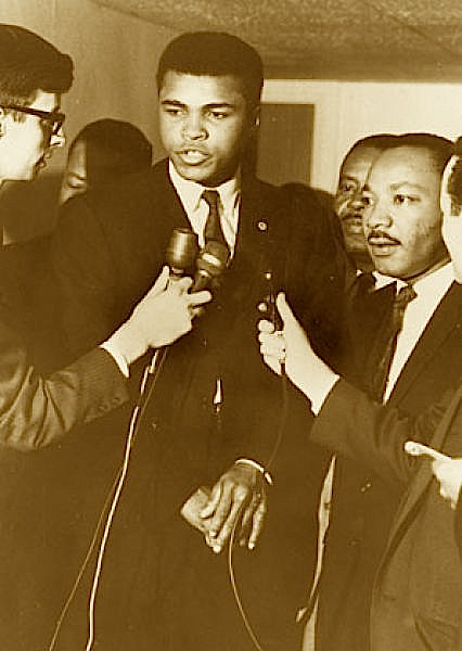 Ali and Dr. King