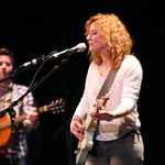Mon, 16/01/2012 - 9:55pm - A great show for WFUV Marquee Members and Kathleen Edwards fans, right before the release of 'Voyageur.' January, 2012. Photo by Laura Fedele