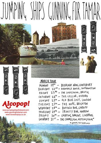 JSGFT FINAL TOUR POSTER