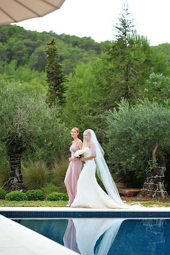 The Bar - Danielle & James' Ibiza wedding