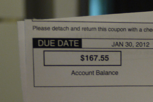 Super Expensive Heating Bill
