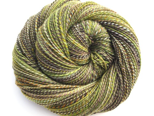 FCK-Corriedale-Velvet Forest I-3-ply-4oz-280yds-1