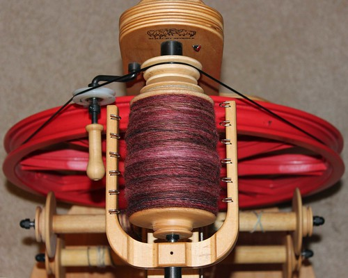 SCF SAL - bobbin 1 red
