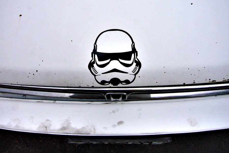 Honda Trooper