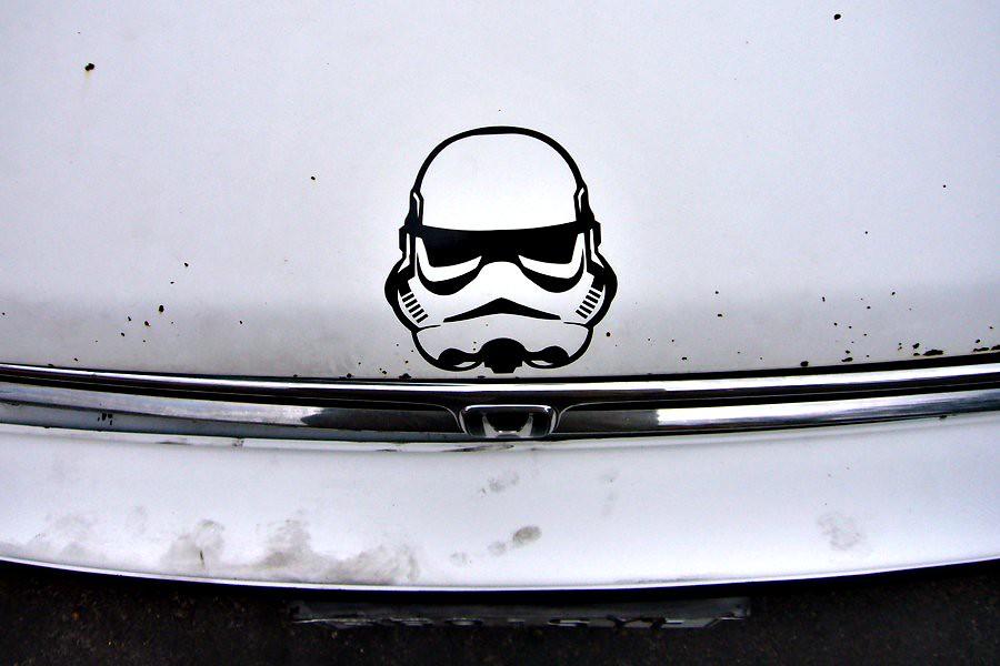 Honda Trooper