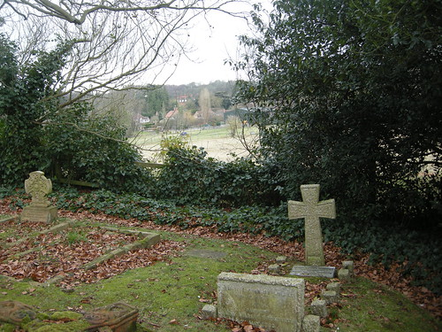 Watts Chapel and burial ground