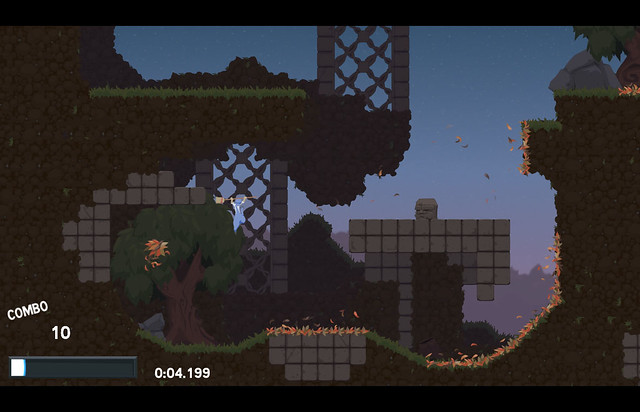 Dustforce, by Hitbox team