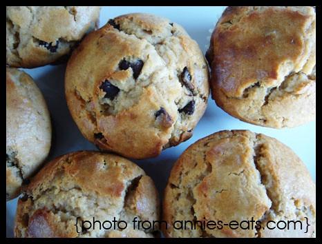 pb-choc-chip-muffins