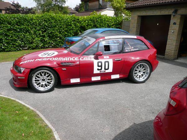 1998 Z3 M Coupe | Imola Red | Imola/Black