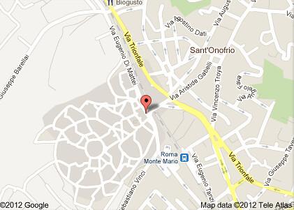 google map s.maria della pietÃ