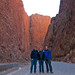 Gier - Gier and Gier at the Todra Gorge in Maroc by Ferdi's - World