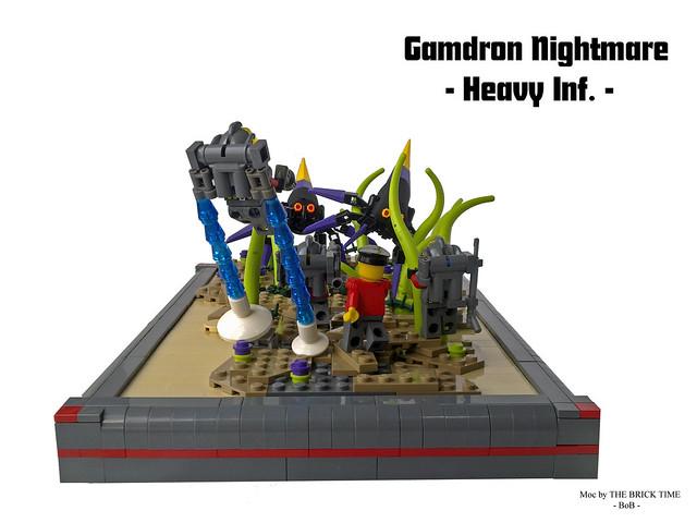 Gamdron Nightmare 1