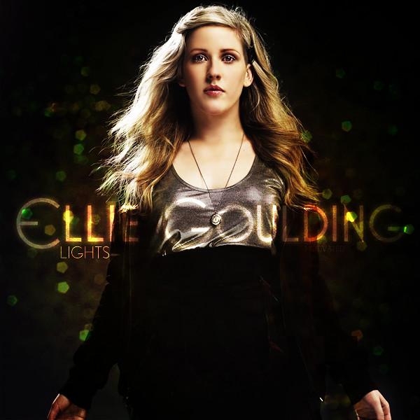 Ellie Goulding Lights (Single)