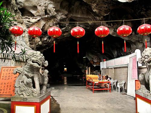 IMG_0036 Entrance of Perak Cave , 霹雳洞入口处