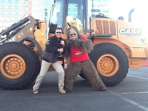 Rob Marringa & Sasquatch