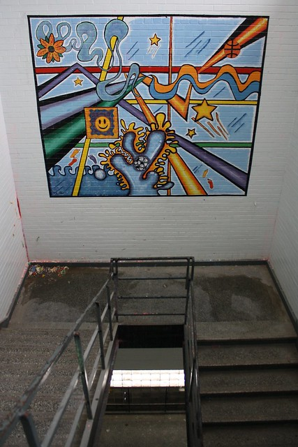 B.S.P.S. mural
