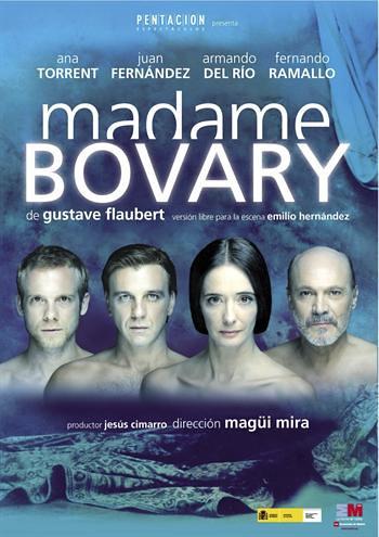 MADAME BOVARY, Como una Golondrina en el Teatro Social de Basauri by LaVisitaComunicacion