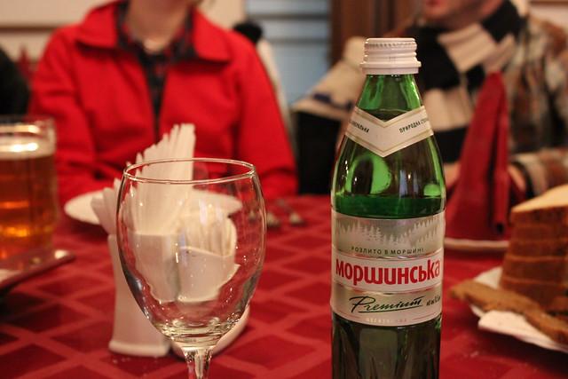Restaurante Star en Mukachevo