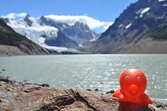 Pulpito @ Cerro Torre (El Chalten, Argentina)