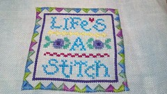 Lizzie*Kate Traveling Pattern - finished 1/29/12
