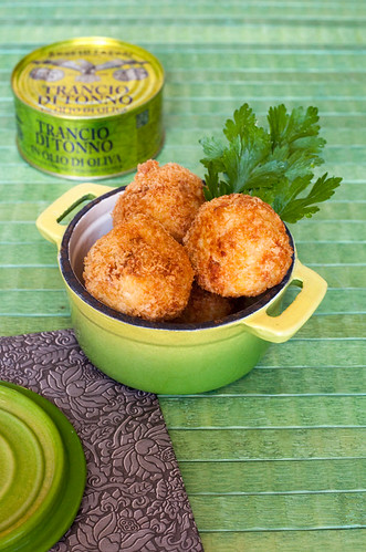 Ricetta easy easy: polpettine di tonno e panko by Sonia Figone - {Food} Photography