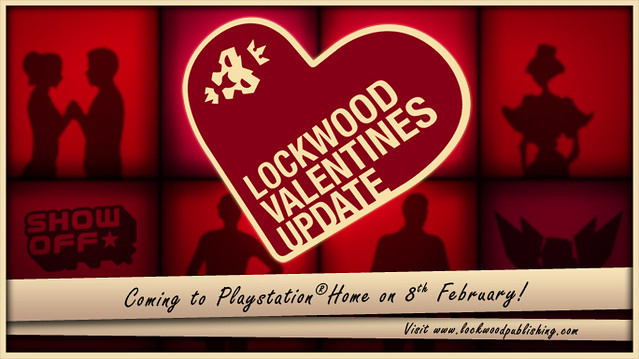 PlayStation Home: Lockwood Valentines Update