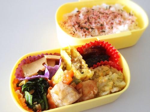 今日のお弁当 No.264 – 明太子