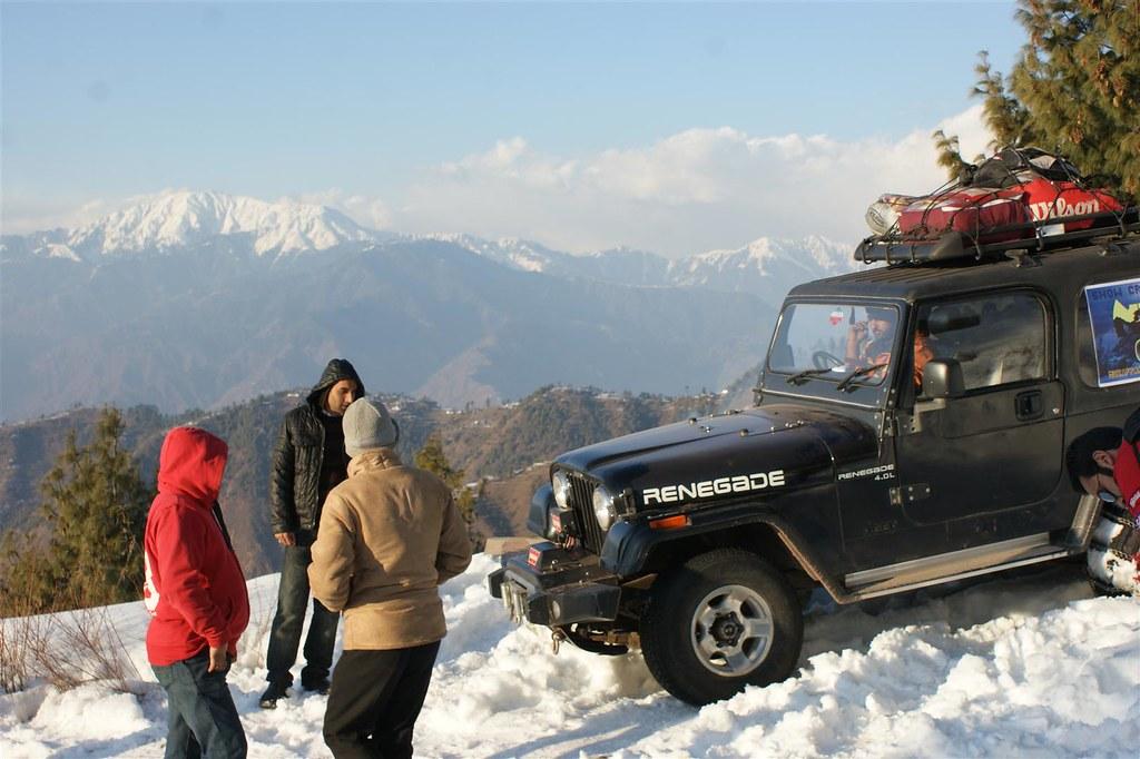 Muzaffarabad Jeep Club Snow Cross 2012 - 6796511993 4dd72ee8bb b
