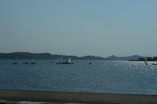 Burhaniye day 2 (Ayvalik): sailing