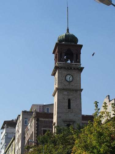 Balikesir: Clock tower (1)