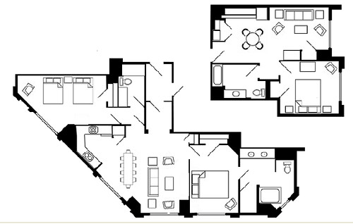 marriott grande vista floor plan trend home design and decor